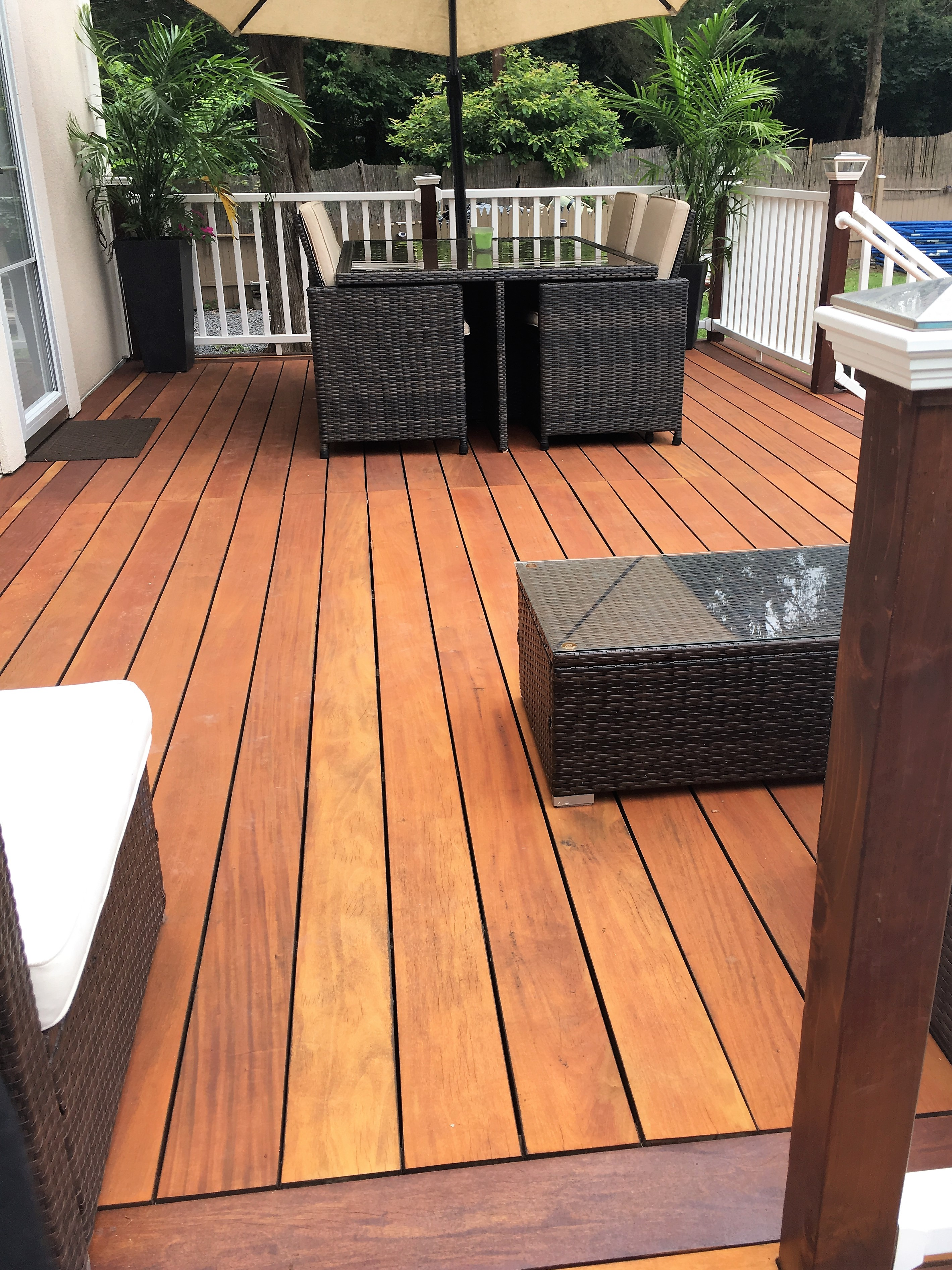 Decks Patios and Walkways