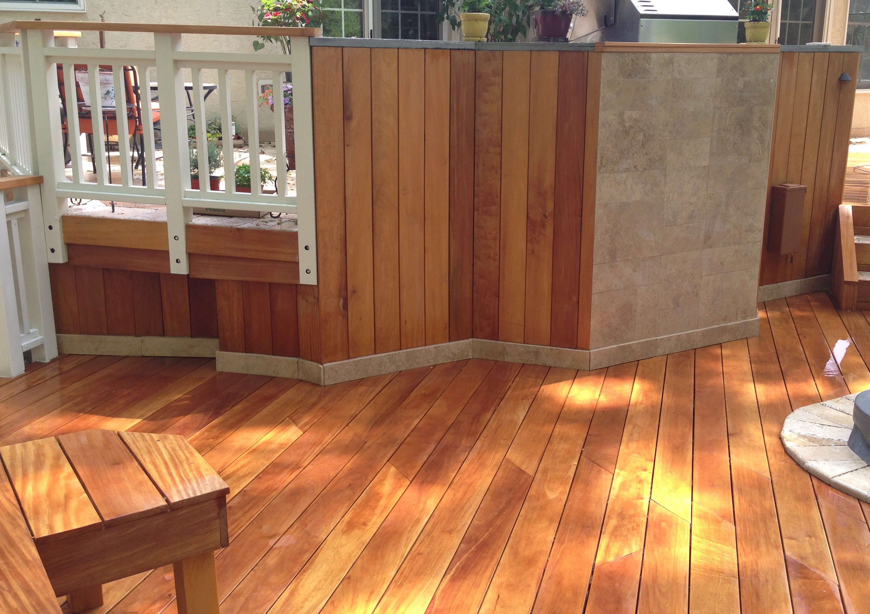 Decks, Patios and Walkways